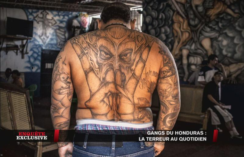 Enquête exclusive Gangs du Honduras : la terreur au quotidien DOCUMENAIRE (2016)
