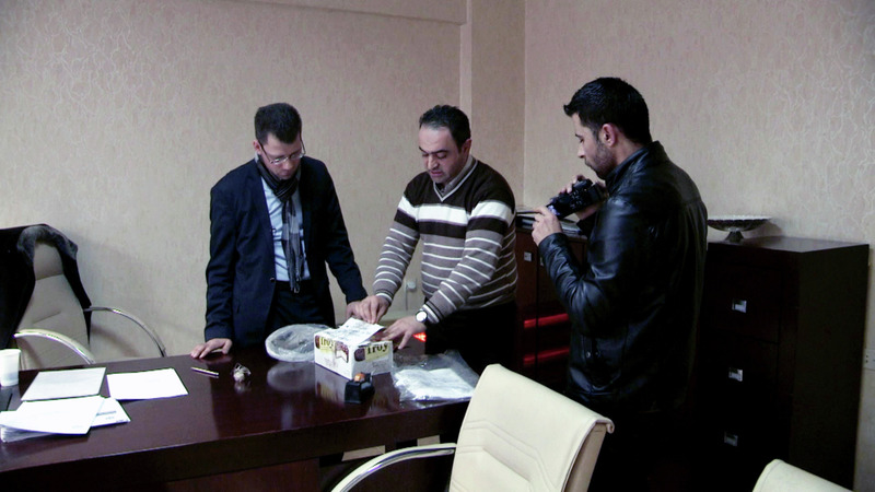 Syrie : témoins à charge