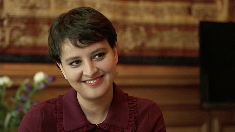 Najat Vallaud-Belkacem, l'école du pouvoir