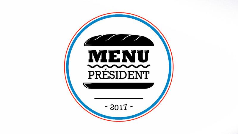 Menu président
