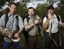 Chasseurs de pythons