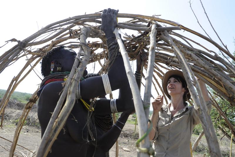 Rendez-vous en terre inconnue -Zabou Breitman chez les Nyangatom (Éthiopie)