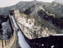 Le long de la Muraille de Chine