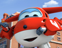 Super Wings, paré au décollage
